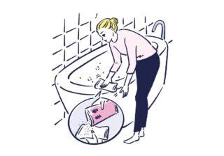"""バスタブは重曹、鏡のうろこはクエン酸 """"ナチュラル掃除""""のコツ"""
