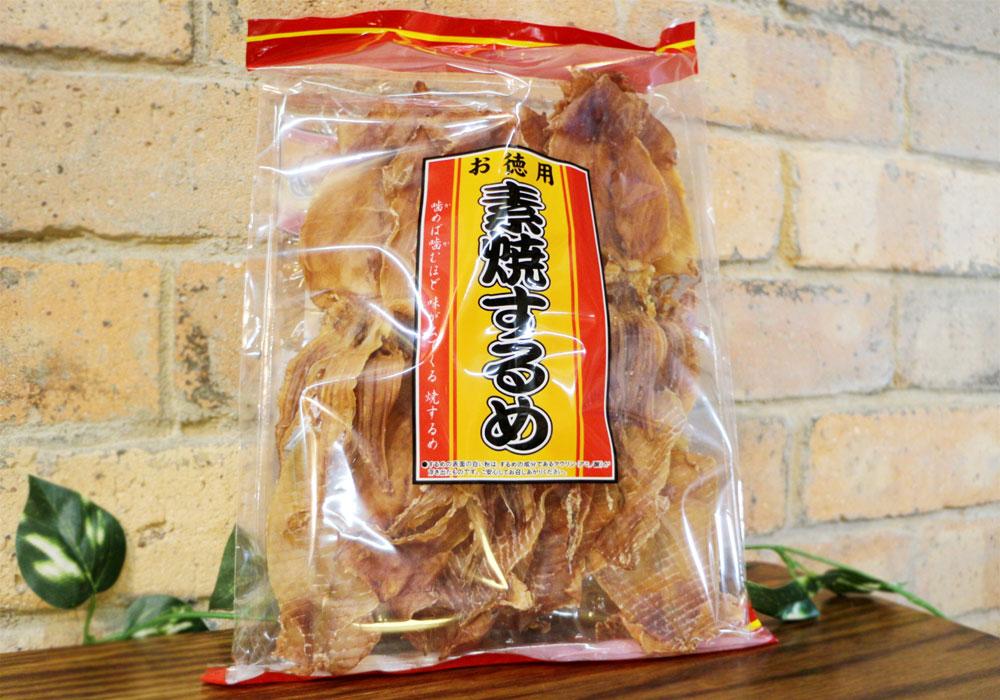 コストコ マニア 神アイテム するめスティック 三昌貿易 素焼きするめ シイタケマッシュルームクリスプ