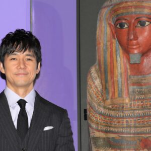 """西島秀俊「正直、ちょっと怖い…」渋谷で圧倒された""""12の棺"""""""