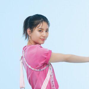 日向坂46・小坂菜緒「負けず嫌いで、すごくあきらめが悪い(笑)」と自己分析