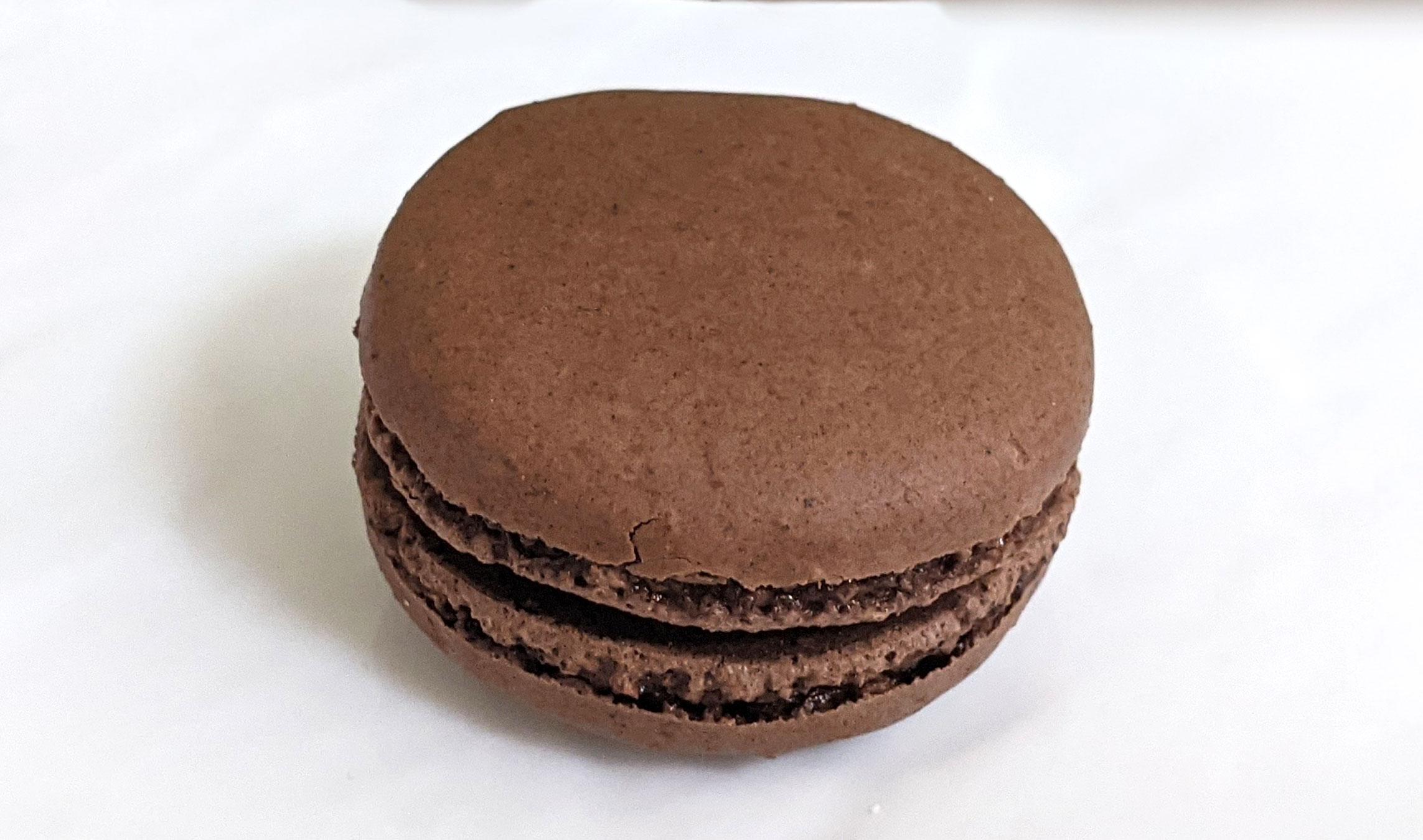マカロン マックカフェ マクドナルド マック マクド チョコレート