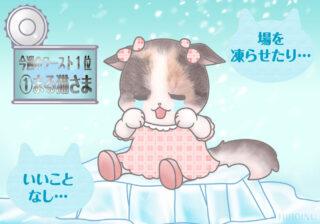 【猫さま占い】最強運を掴む猫さまは?  5月24日~5月30日運勢ランキング