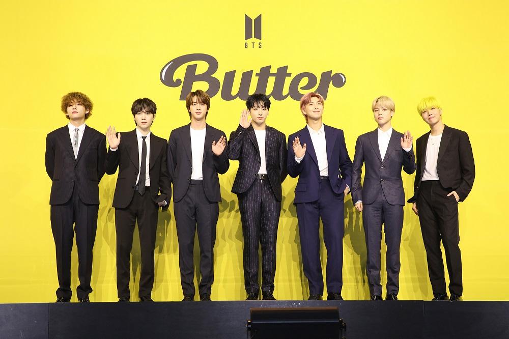BTS Butter V SUGA JIN JUNG KOOK RM JIMIN J-HOPE