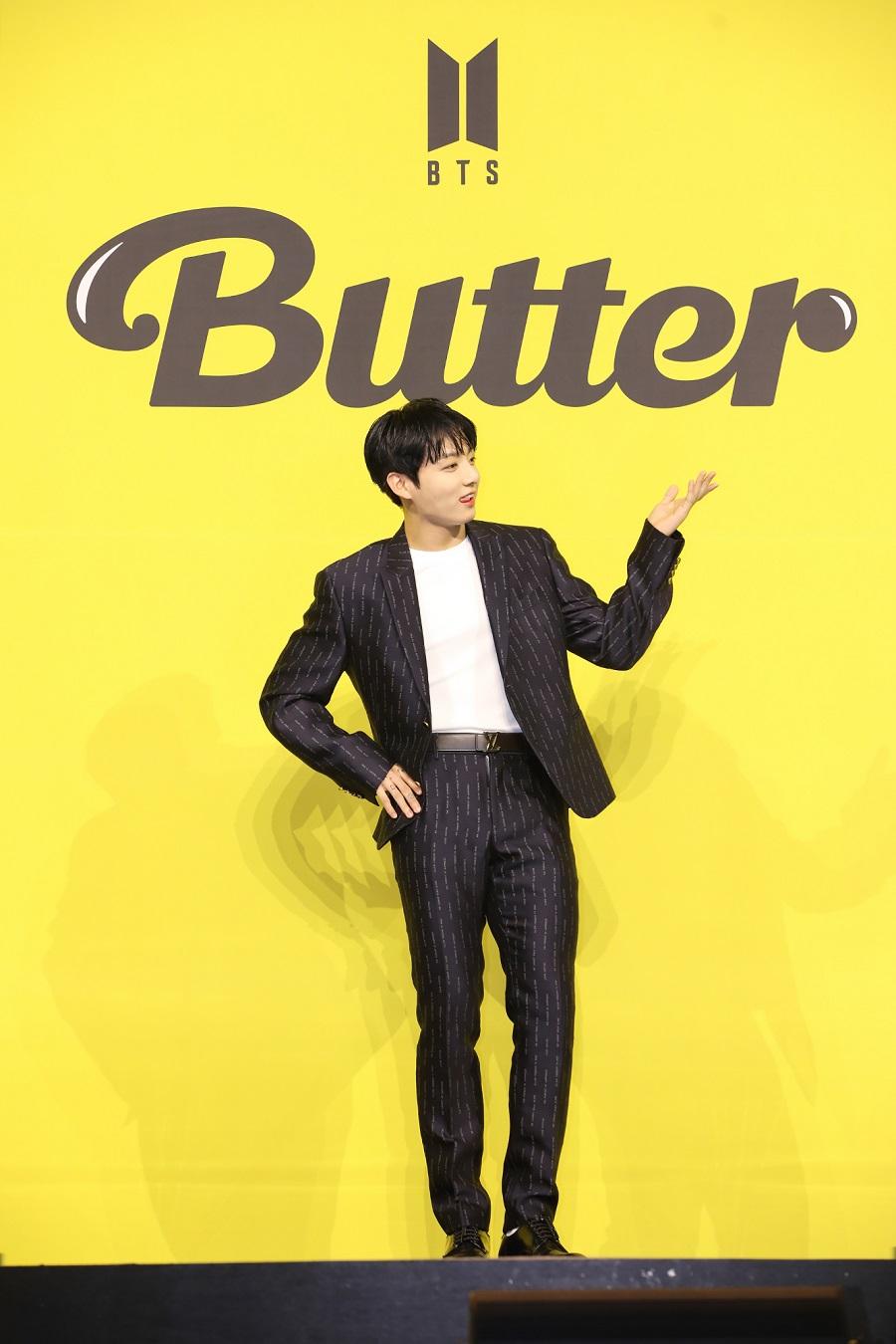 BTS JUNG KOOK_Butter GlobalPress (2)