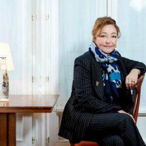 「日本の浮世絵には自然の力を感じる」フランスの大女優に与えた影響