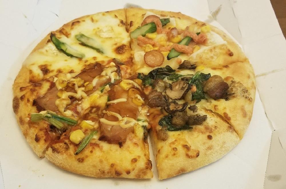 ドミノ ピザ ケンタッキー クワトロ ライスボウル デリバリー チキン クリスピー ナゲット ポテト チーズ
