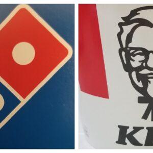 【ドミノピザ、ケンタッキー】行列の日も…! 新作ピザとお得チキン食べてみた