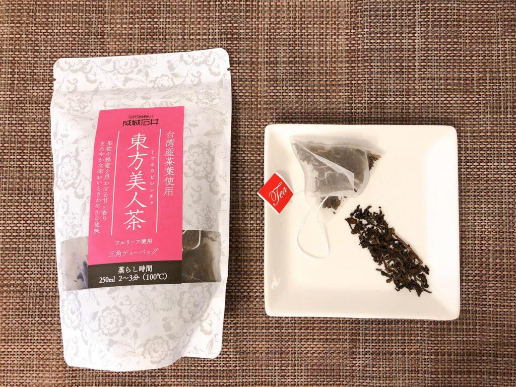 「成城石井 東方美人茶」