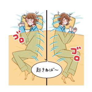 """朝起きたらゴロンゴロンと寝返り! 今日から始めたい""""のびのび筋膜""""テク"""