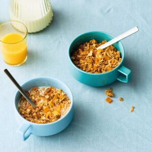 サクサク感がいい! 筋膜&筋肉強化のお助け食材「オートミール」の朝食とは