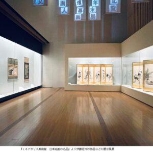 【画像】アメリカ人が日本画にしびれた! 江戸の人気絵師たちの超ハイレベルな作品が里帰り