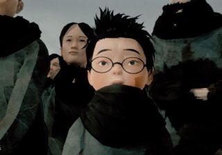 """北朝鮮の過酷な強制収容所を描く アニメーション映画で学ぶ""""生きる意味と人権"""""""