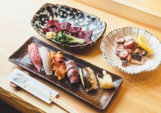"""一貫80円から楽しめる! 昔ながらの""""町寿司""""が話題に"""