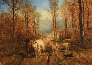 ランス美術館のコレクションが一堂に! フランス近代風景画80点の名作