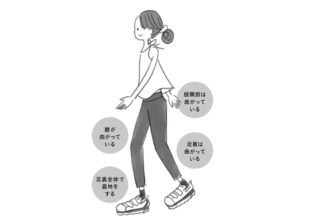 """""""アーチ崩れ""""に要注意! トラブル足を予防する""""曲げる歩き""""とは?"""