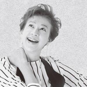 前田美波里が20~30代にアドバイス! 素敵な40代を迎えるためにすべきこと
