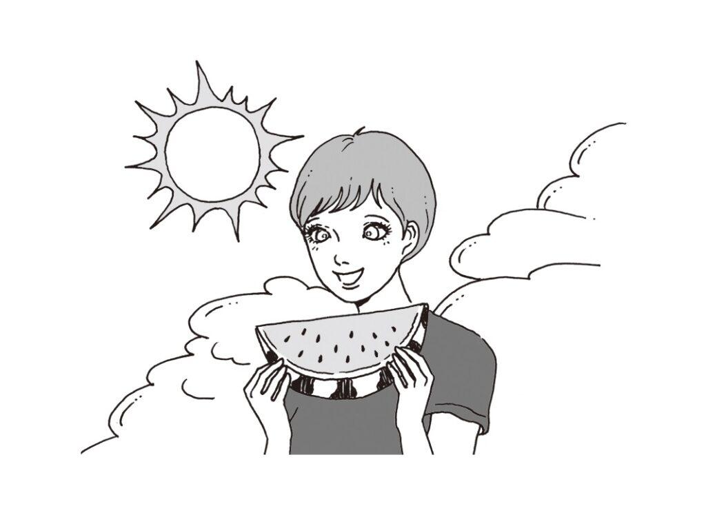 夏バテ 熱中症 夏の下痢 夏冷え 薬味 対策 漢方 中医学 櫻井大典