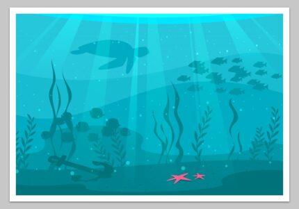 海の中には何が見える?【心理テスト】選んだ答えで分かる「あなたの潜在能力」