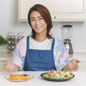 氷川きよしが音声だけで届ける料理番組「番組を聴いて好きな人に美味しい料理を…」