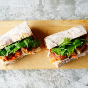 【画像】夏の簡単ランチに! パパッと作れておしゃれ「リピ確定の絶品サンド」