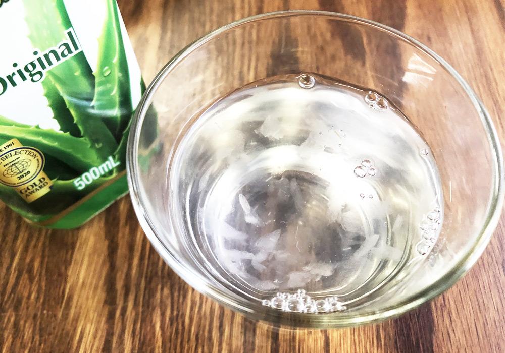 コストコ アロエベラ キング オリジナル オーガニック100%ジュース マンゴー 得