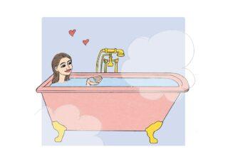"""就寝1~2時間前、40°Cに15分がベスト! ぐっすり眠るための""""入浴""""のコツ"""