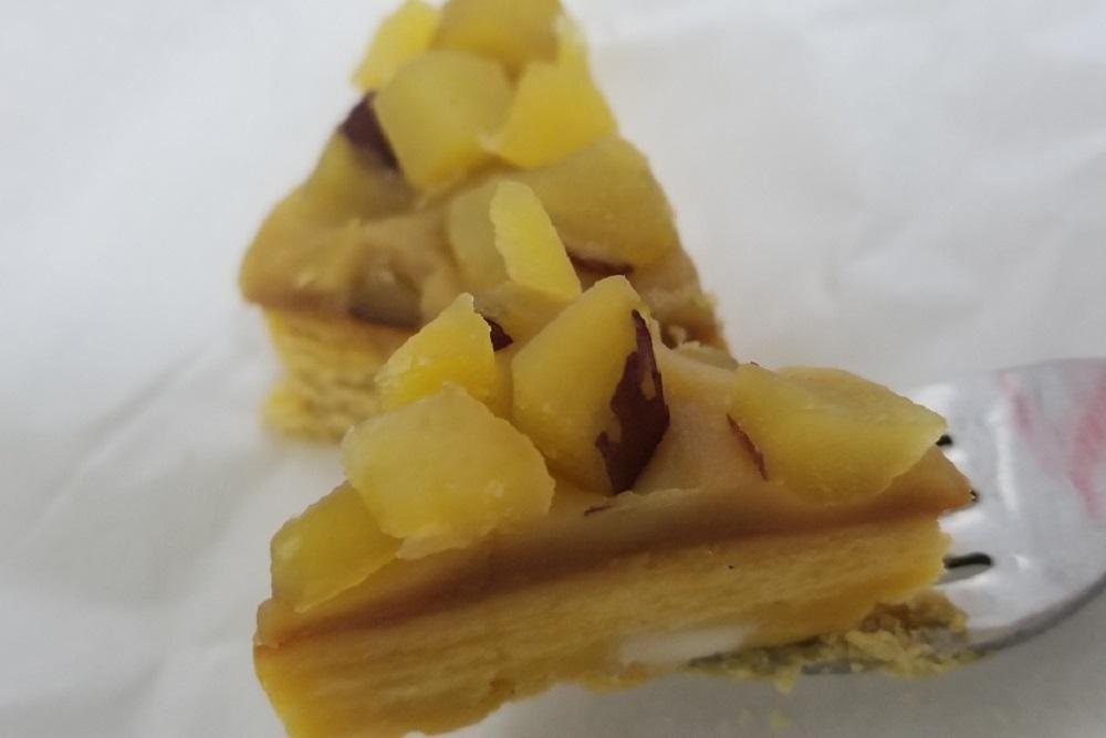 スタバ パンプキンスパイス ラテ オーツミルク オレンジチョコ スイートポテト