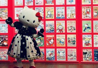 「キティちゃん」に口がない理由は…? 驚きの秘密が明かされるサンリオの展覧会