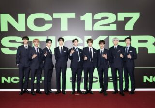 初週でダブルミリオン! NCT 127が3枚目のフルアルバム『Sticker』で1年半ぶりにカムバック