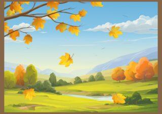 """""""秋の風景""""の中に何が見える?【心理テスト】答えでわかる「あなたの生まれ持った才能」"""