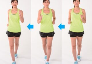 ヒール美人にもなれる!? 3歩目の歩幅を広げるだけの簡単ウォーキングダイエット術