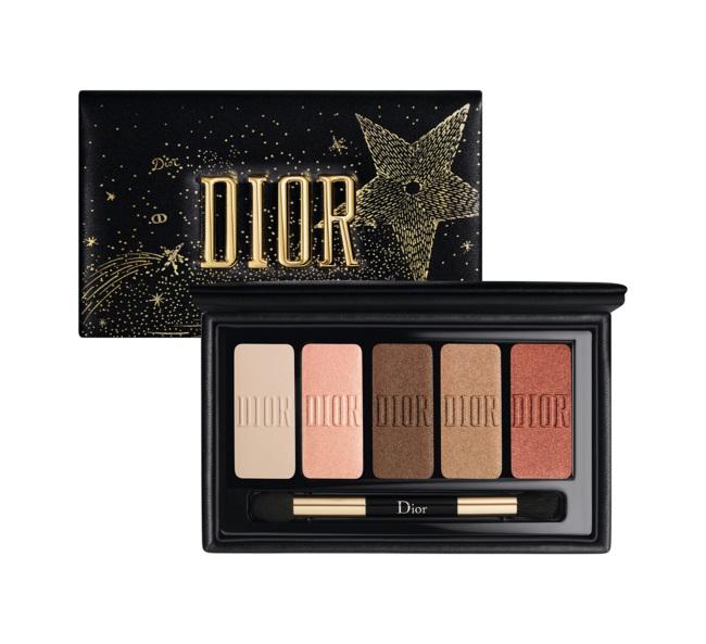 【Dior】スパークリング クチュール アイ パレット