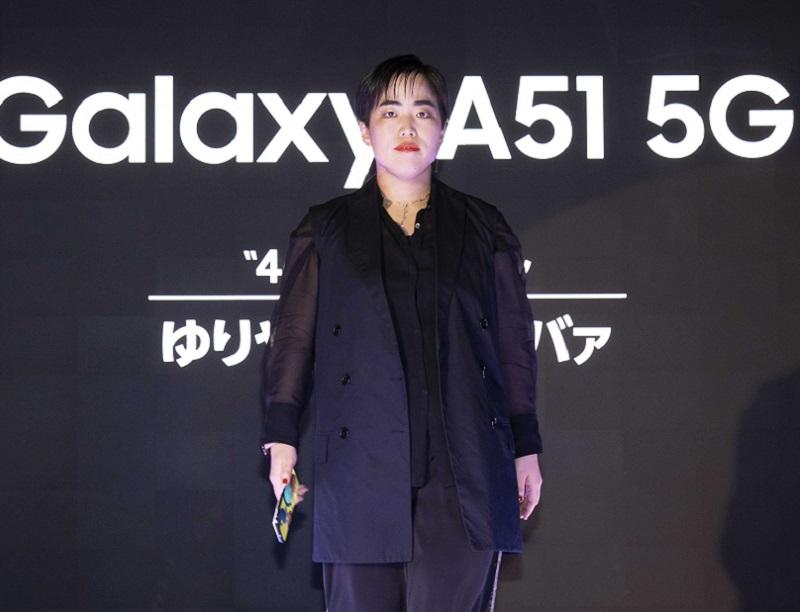 【Galaxy A51 5G】ゆりやんレトリィバァ