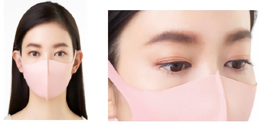 【資生堂】コーラルピンクのマスク×似合うメイク
