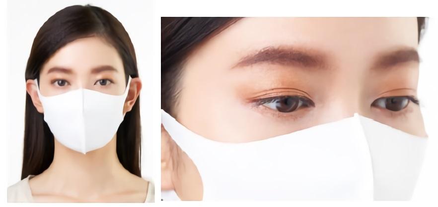【資生堂】白のマスク×似合うメイク