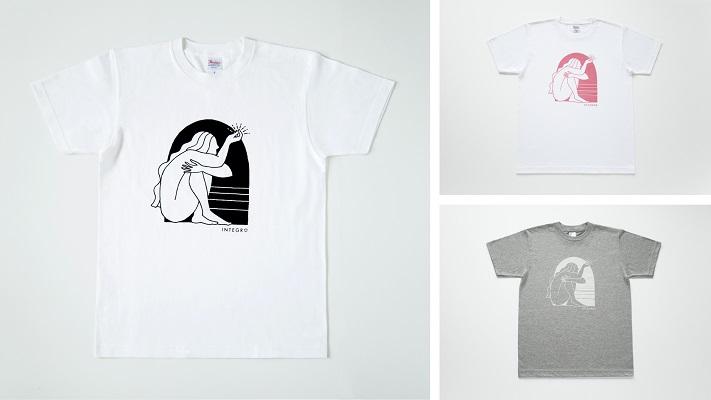 【インテグロ】『インテグロ Tシャツ』