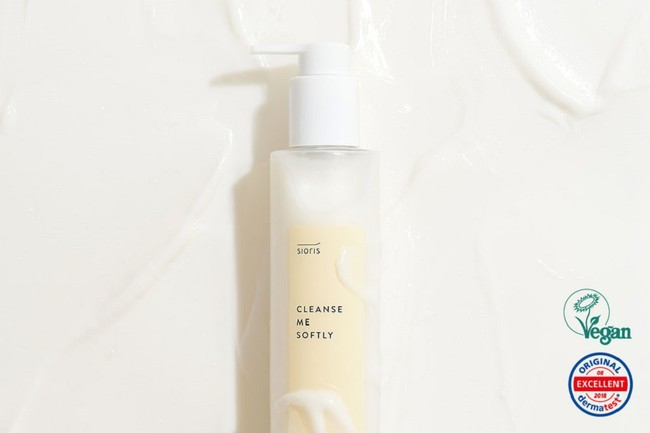 【SIORIS】CLEANSE ME SOFTLY milk cleanser