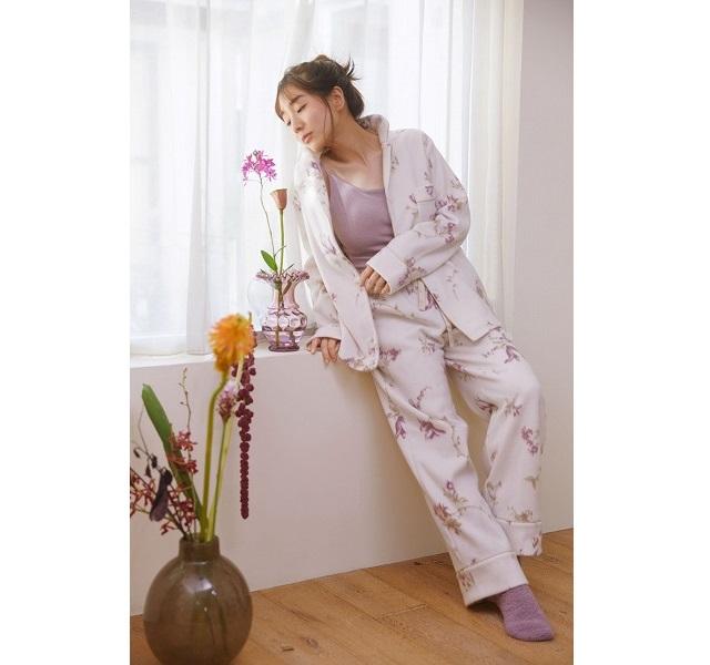 【SNIDEL HOME】WARMフリースシャツ/WARMフリースパンツ