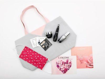 ランコム、保育従事者へギフトバッグを寄付。「Lancôme Cares」の支援活動で世界中にハピネスを