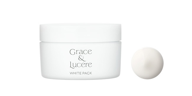【GRACE&LUCERE】Wホワイトパック