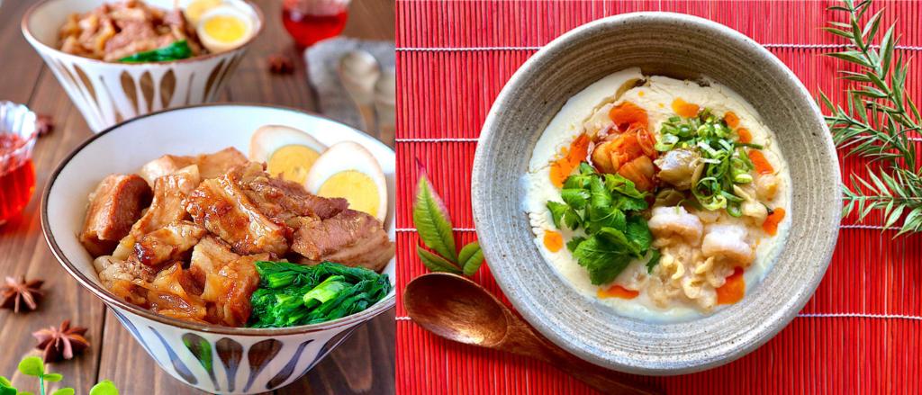 【SnapDish】今年手作りにチャレンジした人の多い、八角香る台湾料理の定番「魯肉飯(ルーローハン)」、 台湾朝ごはん「鹹豆漿(シェントウジャン)」豆乳を黒酢で作る優しい味が人気