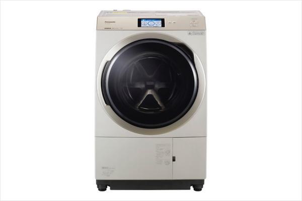 【パナソニック】ななめドラム洗濯乾燥機
