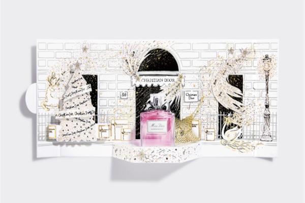 【Dior】「ミス ディオール ブルーミング ブーケ〈プチ シアター〉」