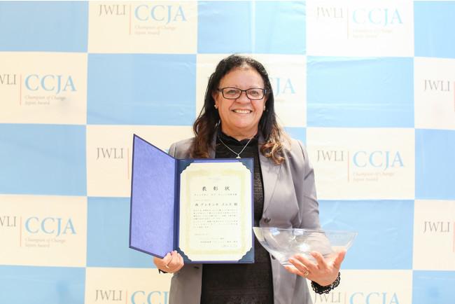 【ティファニー】チャンピオン・オブ・チェンジ日本大賞
