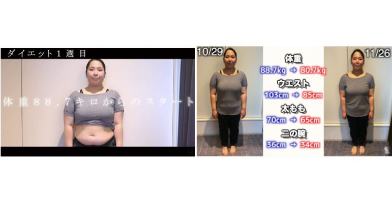 """1か月で-8キロ!?  """"どすこい系YouTuber""""が実践した「相撲ヨガ」って…?"""