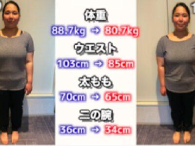 """1か月で8kg減量! """"どすこい系YouTuber""""が実践したダイエット法がスゴイ!"""