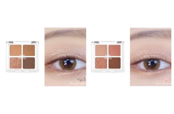 【ミルクタッチ】Be My First Eye Palette