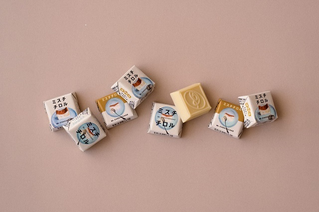 【Mr. CHEESECAKE】『チロルチョコ <ミスターチーズケーキ>』