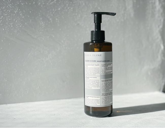 【カーサフライン】OCEAN CLEAN Natural Landry Liquid