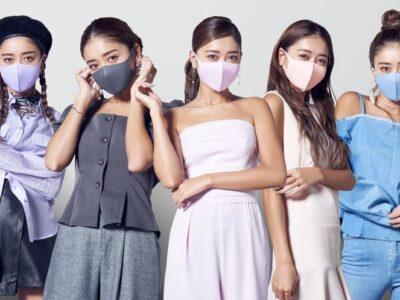 みちょぱさん着用の「カラーマスク」が大人気♡ コスパ良しで神マスクな予感
